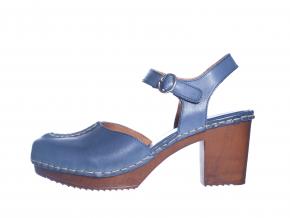 Osobité sandály švédské značky Ten Points TP 515010 714 (Velikost 40, barva 714 modrá)