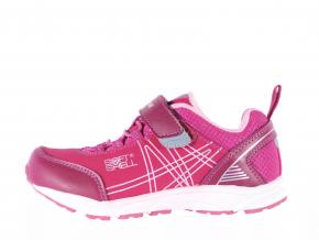 Dětská sportovní obuv značky Junior League L 81/119-158 48 (Velikost 35, barva 48 fuxia)