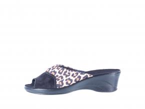 Dámská pohodlná domácí obuv značky Adanex L 8462-523 (Velikost 41)