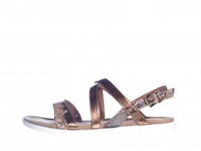 dámské sandále značky Avenue L 71/141-092 50 (Velikost 41, barva 50 hnědá)
