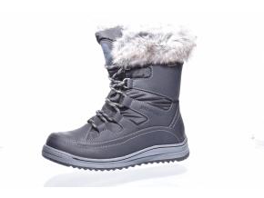 Dámská zimní obuv na šněrování Nordbrandt L 92/210-020 35 (Velikost 41, barva 35 navy)