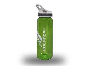 Láhev RUCANOR PC EASY DRINKBOTTLE 800 ml ZELENÁ (Velikost 800 ml, barva zelená)