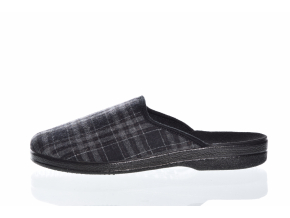 pánská domácí obuv značky Adanex  L 8492-822 (Velikost 46, barva kostka)