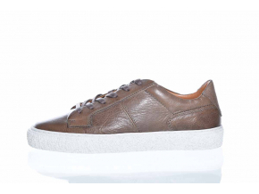 Pánská kožená obuv značky Ten Points TP 266014 356 (Velikost 45, barva 356 taupe)