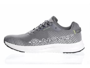 Pánská obuv švédské značky NOST  L 11/242-013  21 tm.šedá