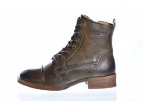 Dámská kožená kotníková obuv značky TEN POINTS  TP 60004  511