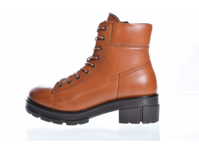 Dámská kožená obuv značky TEN POINTS   TP 60175 319