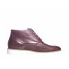 Pánská kožená kotníková obuv značky Ten Points  TP 205031 301 (Velikost 45, barva 301 hnědá)
