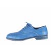 Pánské kožené polobotky značky Ten Points  TP 323010 714 (Velikost 46, barva 714 modrá)