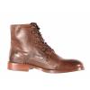 Pánská šněrovací kotníková obuv značky Ten Points  TP 324004 301 (Velikost 45, barva 301 hnědá)