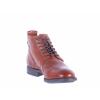 Pánská ležérní kožená šněrovací kotníková obuv značky Ten Points  TP 384013 316 (Velikost 44, barva 316 rust)