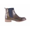 Dámská podzimní kožená kotníková obuv značky Ten Points  TP 122003 501 (Velikost 41, barva 501 zelená)