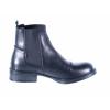 Dámská kožená kotníková obuv značky Ten Points  TP 124008 101 (Velikost 41, barva 101 černá)
