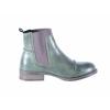 Dámská kožená kotníková obuv značky Ten Points  TP 124008 501 (Velikost 41, barva 501 zelená)