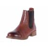 Dámská zimní kožená šněrovací kotníková obuv značky Ten Points  TP 124004 316 (Velikost 40, barva 316 rust)