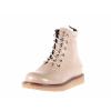 Dámská kožená vycházková šněrovací kotníková obuv značky Ten Points  TP 386006 356 (Velikost 41, barva 356 taupe)