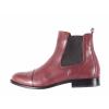 Dámská ležérní kožená kotníková obuv značky Ten Points  TP 202004 811 (Velikost 41, barva 811 fialová)