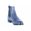 Dámská ležérní kožená kotníková obuv značky Ten Points  TP 204003 714 (Velikost 41, barva 714 modrá)