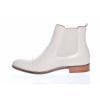 Dámská kožená kotníková obuv značky Ten Points  TP 205005 202 (Velikost 41, barva 202 sv.šedá)