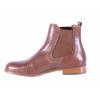 Dámská kožená kotníková obuv značky Ten Points  TP 205005 301 (Velikost 41, barva 301 hnědá)