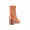 Dámská kožená kotníková obuv značky Ten Points  TP 474003 319 (Velikost 41, barva 319 cognac)