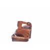 Trendové nazouváky od švédské značky Ten Points TP 515011 319 (Velikost 41, barva 319 cognac)