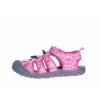dětské sportovní sandálky L 81/201-069 48 (Velikost 35, barva 48 fuxia)