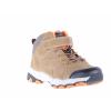 Dětská šněrovací kotníková obuv značky Junior League L 62/161-080 50 (Velikost 35, barva 50 hnědá)