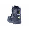 Dětské sněhule značky Junior League L 82/151-104 98 (Velikost 35, barva 98 černá/limet)