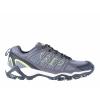 Dámská treková obuv značky Westport L 81/223-001 25 (Velikost 39, barva 25 šedá/lime)