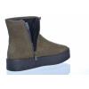 Dámská zimní kožená kotníková obuv značky Avenue L 82/109-026 61