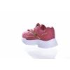 Dětská volnočasová obuv s rychlošněrováním značky Junior League L 92/159-130 47 (Velikost 35, barva 47 burgundy)
