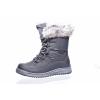 Dámská zimní obuv na šněrování Nordbrandt L 92/210-020 90 (Velikost 41, barva 90 černá)