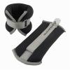Tréninkové závaží RUCANOR BODY WEIGHST NEOPRENE 1 kg 27289-01 ČERNÁ/ŠEDÁ (Velikost 1 kg, barva černá/šedá)