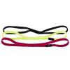 3x Sportovní čelenka RUCANOR HEAD BAND SET 29826-201 MIX BAREV (Velikost unisize, barva mix barev)