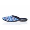 dámská domácí obuv značky Adanex  L 8482-717 (Velikost 41, barva modrá)