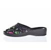 dámská domácí obuv značky Adanex  L 8492-801 (Velikost 41, barva černá)