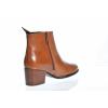 Dámská kožená obuv značky TEN POINTS   TP 60068 319