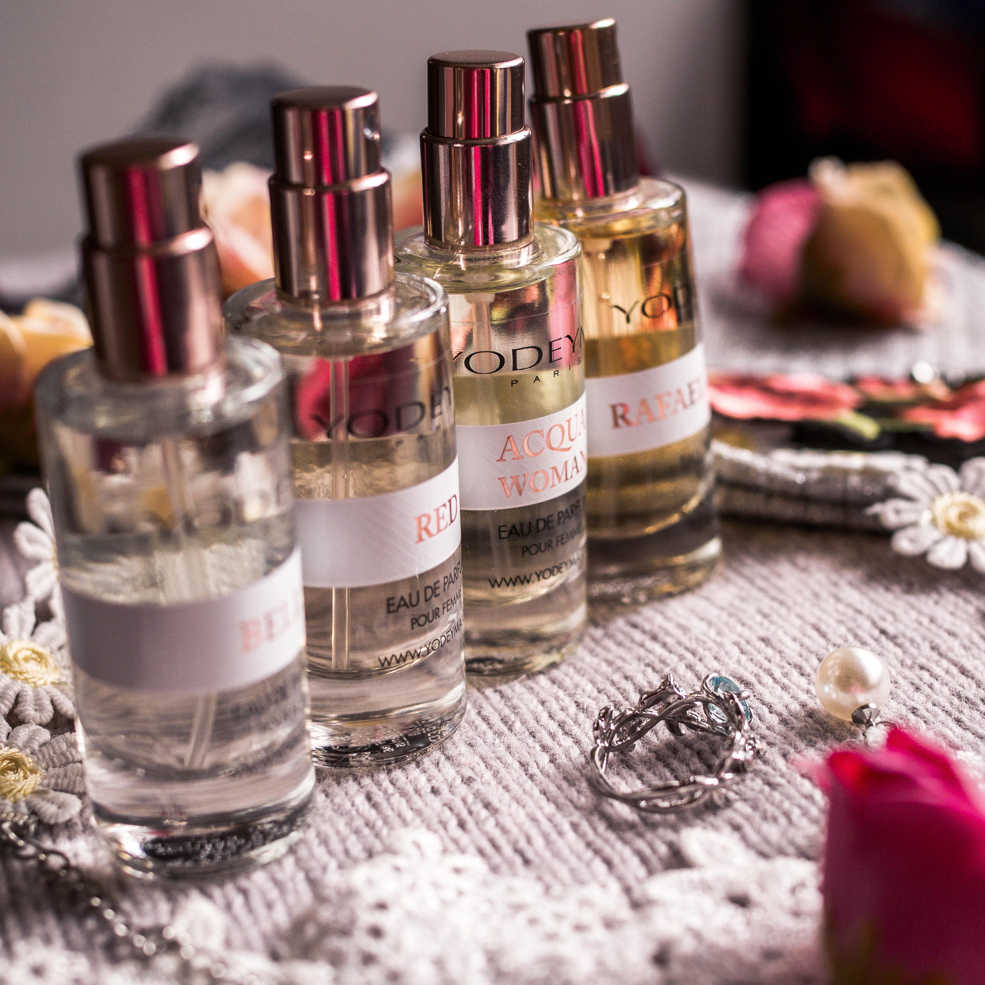 Parfémy YODEYMA Paris podle věku