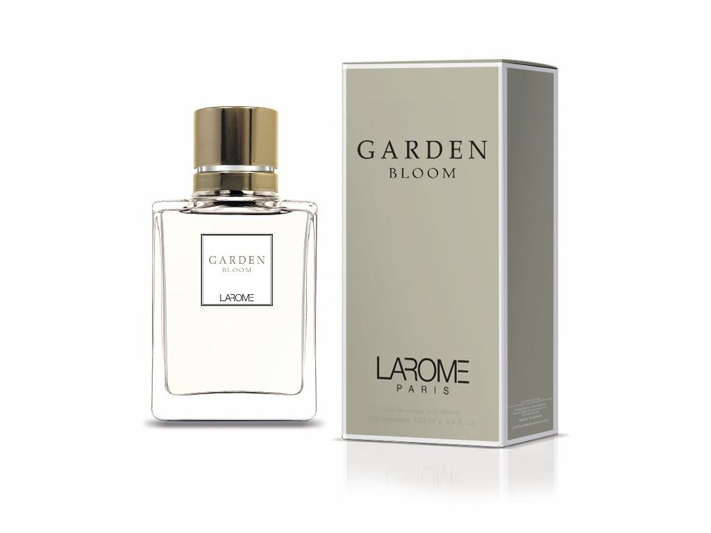 LAROME Paris GARDEN BLOOM 22F 100ml Swee