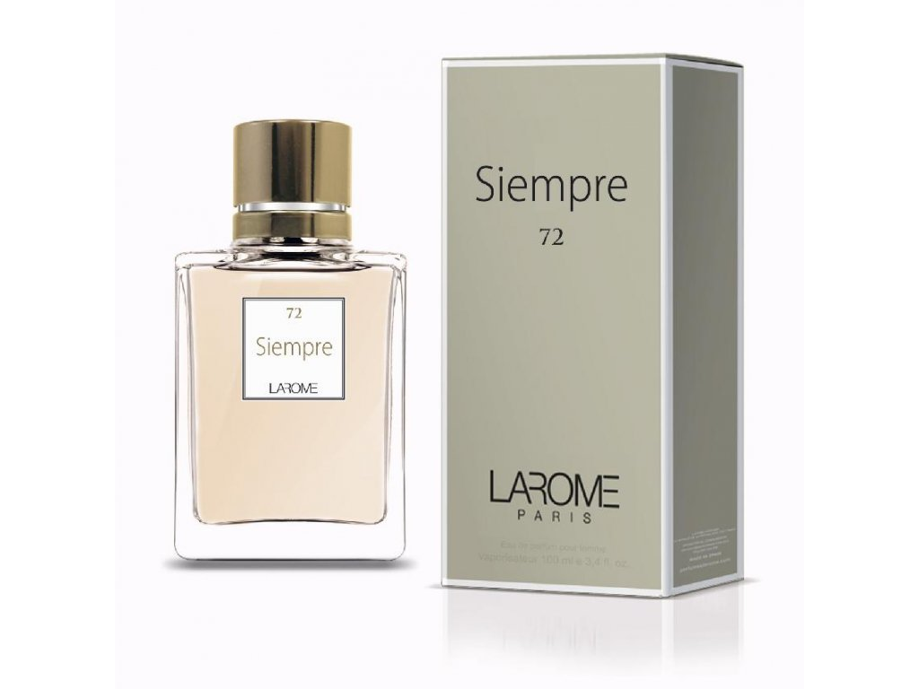 LAROME Paris SIEMPRE 72F 100ml Swee B