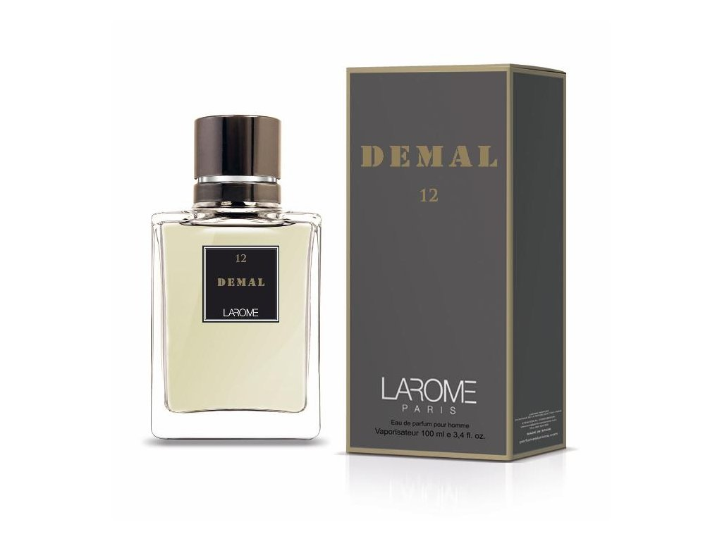 LAROME Paris - DEMAL - 12M
