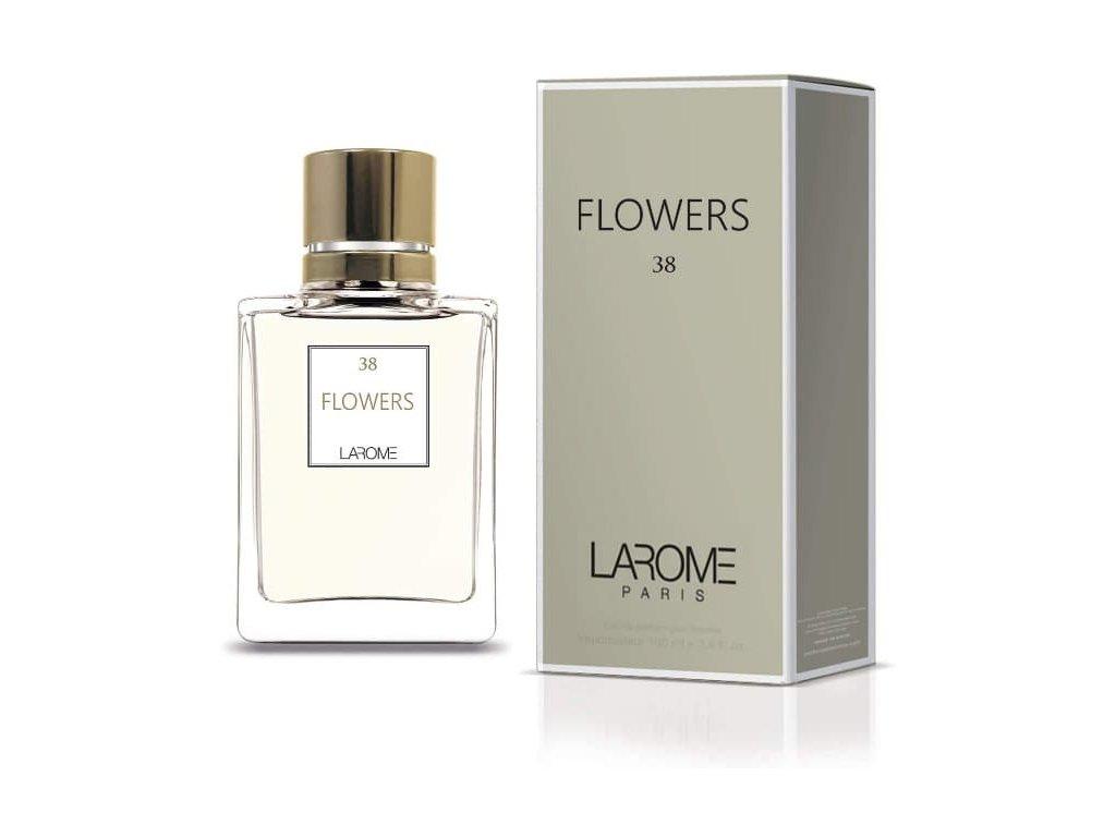 LAROME Paris FLOWERS 38F 100ml Swee