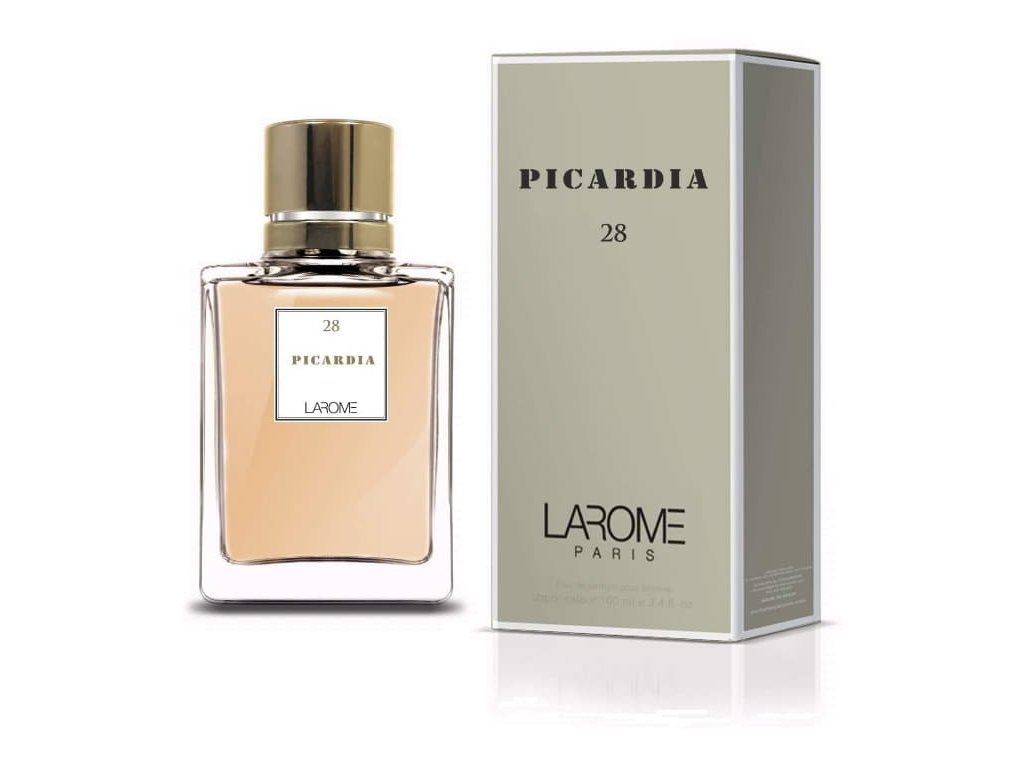 LAROME Paris PICARDIA 28F 100ml Swee