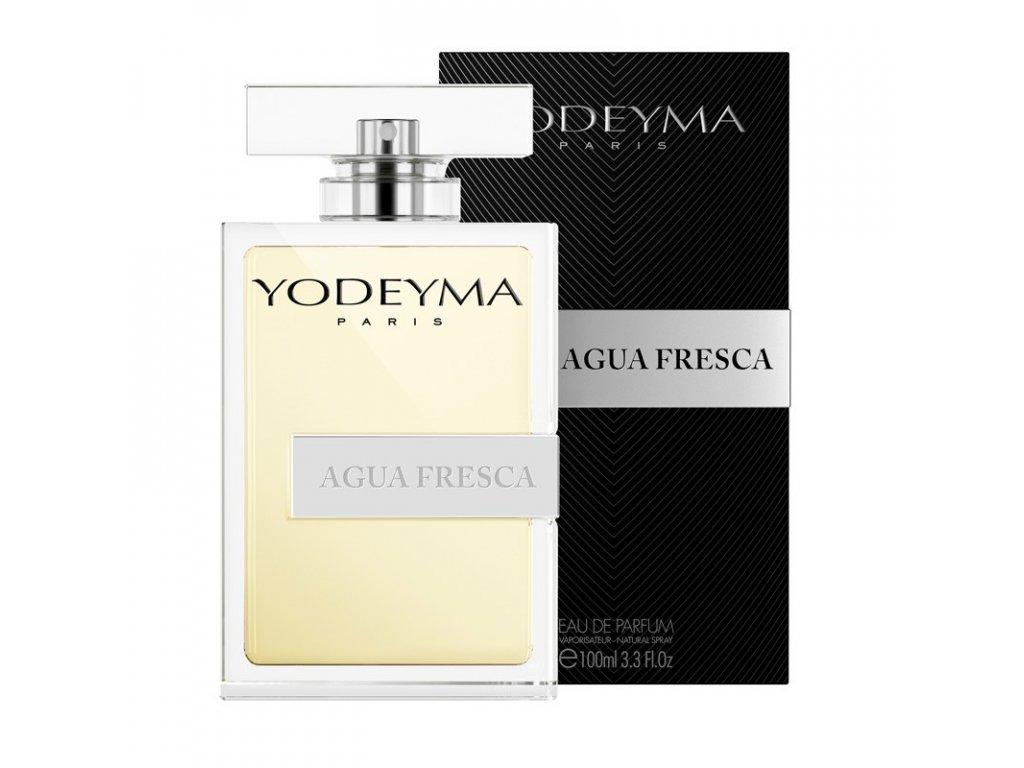 YODEYMA Agua Fresca Vonná charakteristika parfému Calvin Klein CK One 1