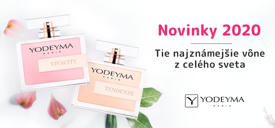 YODEYMA Novinky 2020