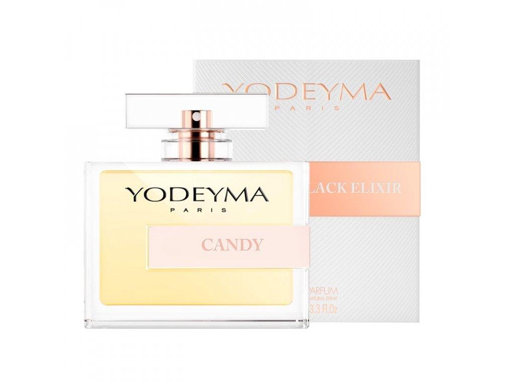 YODEYMA Candy Vonná charakteristika parfému Clinique Happy