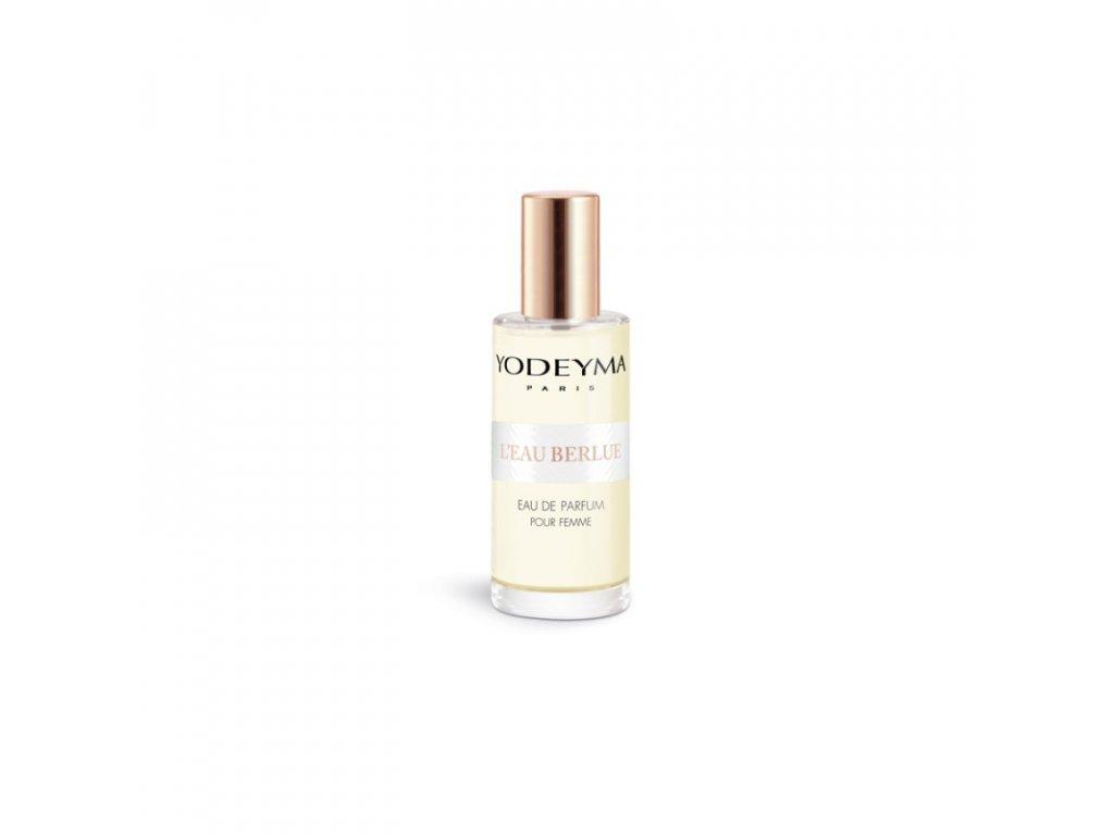 YODEYMA L'eau de Berlue Vonná charakteristika parfému Chanel Nº5 L eau 3 4