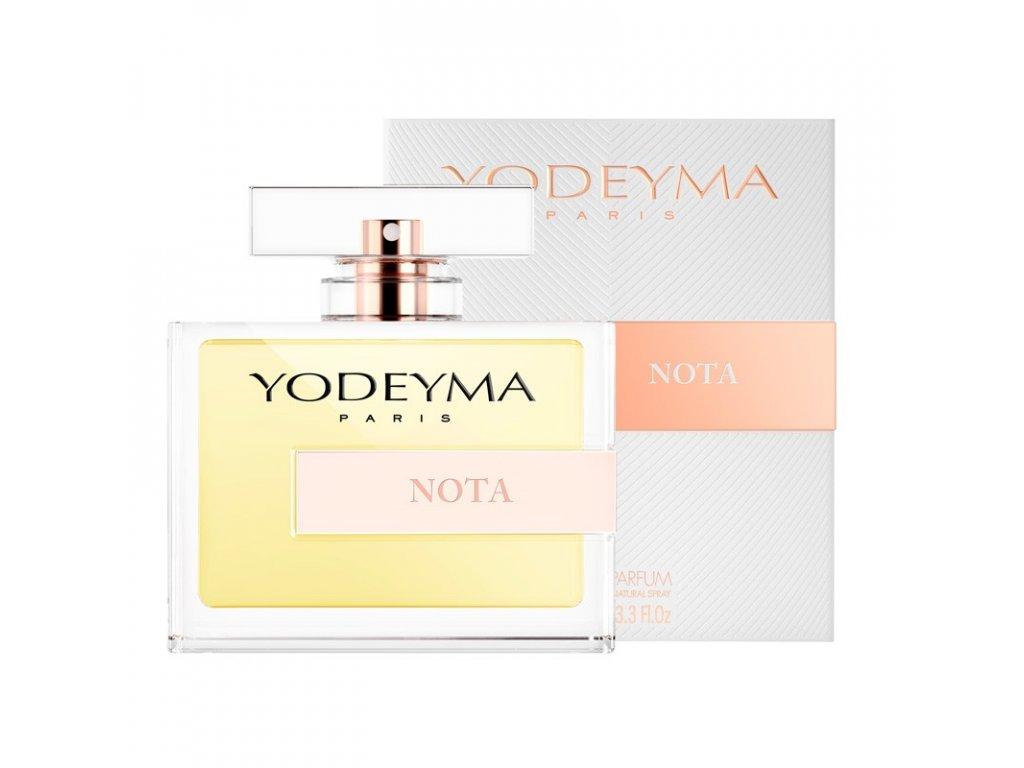 YODEYMA Nota Vonná charakteristika parfému Lancome Miracle