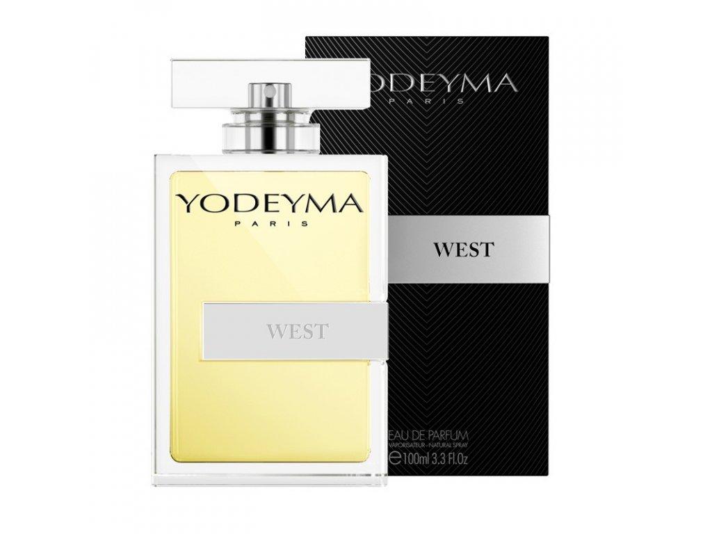 YODEYMA West Vonná charakteristika parfému Azzaro Azzaro wanted